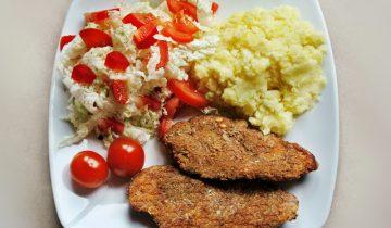 Lekki zdrowy obiad