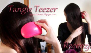 Tangle teezer – moja opinia