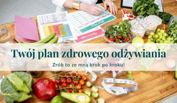Twój plan zdrowego odżywiania