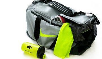 Co jest w mojej torbie na siłownie?
