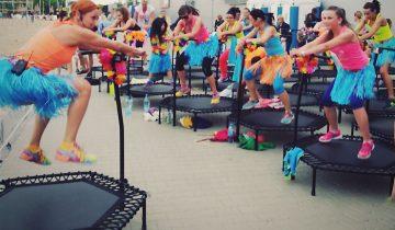 Fitness Jumping, dlaczego warto spróbować