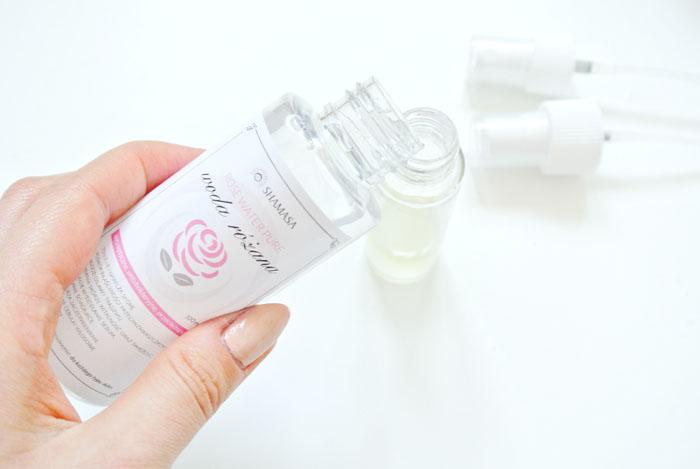 woda rozana - hydrolat