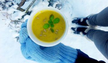 Dodatki do zupy krem i 5 rozgrzewających zup