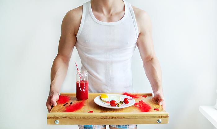 sniadanie do lozka