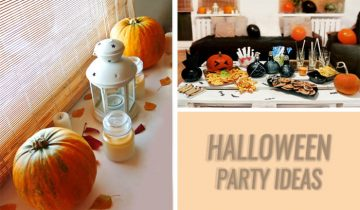 Halloween Party Ideas – zdrowe przekąski