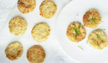 Najprostszy przepis na warzywne kotlety z kalafiora