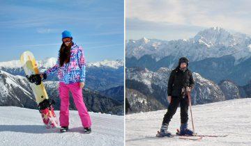Snowboard czy narty – na czym łatwiej? Czego potrzebujesz na stoku?