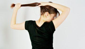 Mały błąd który pozbawił mnie połowy włosów