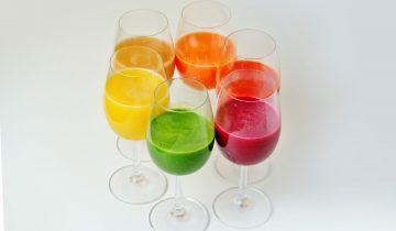 6 przepisów na najlepsze soki warzywno-owocowe