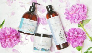 Naturalne kosmetyki do mycia ciała – recenzja produktów Sylveco i Vianek