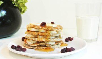 Pancakes – 3 proste i smaczne przepisy