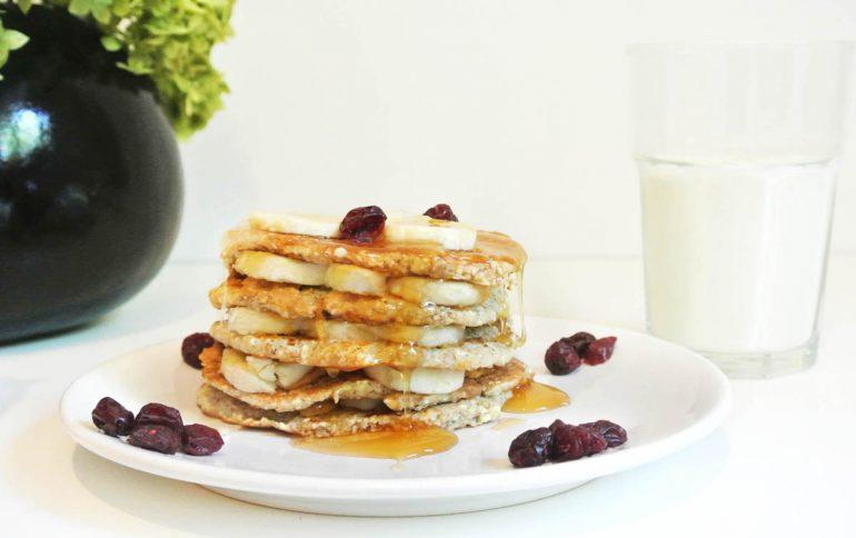 Pancakes bezglutenowe
