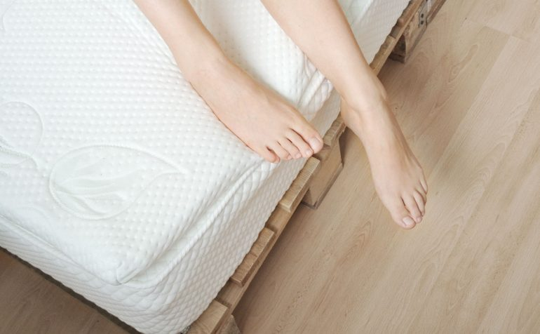 materace zdrowy sen