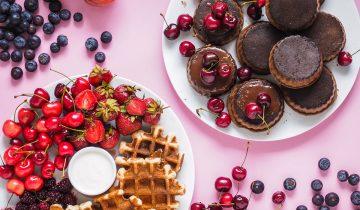 Fit słodycze – lista prostych i darmowych przepisów