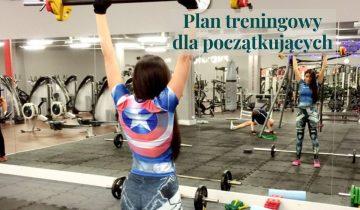 Plan treningowy dla początkujących