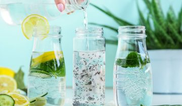 3 najlepsze napoje izotoniczne które zrobisz w domu