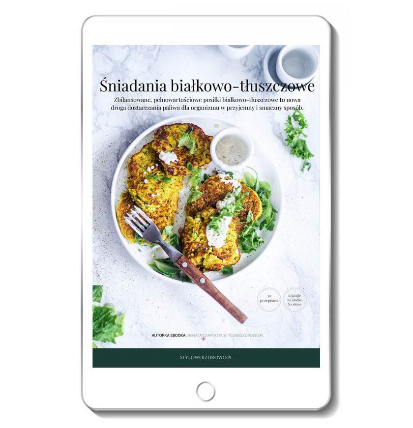sniadanie bialkowo tluszczowe przepisy pdf
