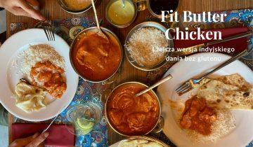 Fit Butter Chicken